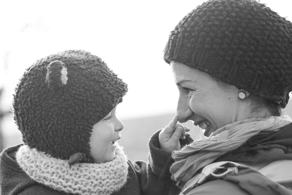 Winterzeit - kuschelige Familienzeit Marie-Christine Möller Photography
