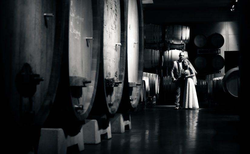 Hochzeit in der KellerWirtschaft im Kaiserstuhl | Manu und Ulli